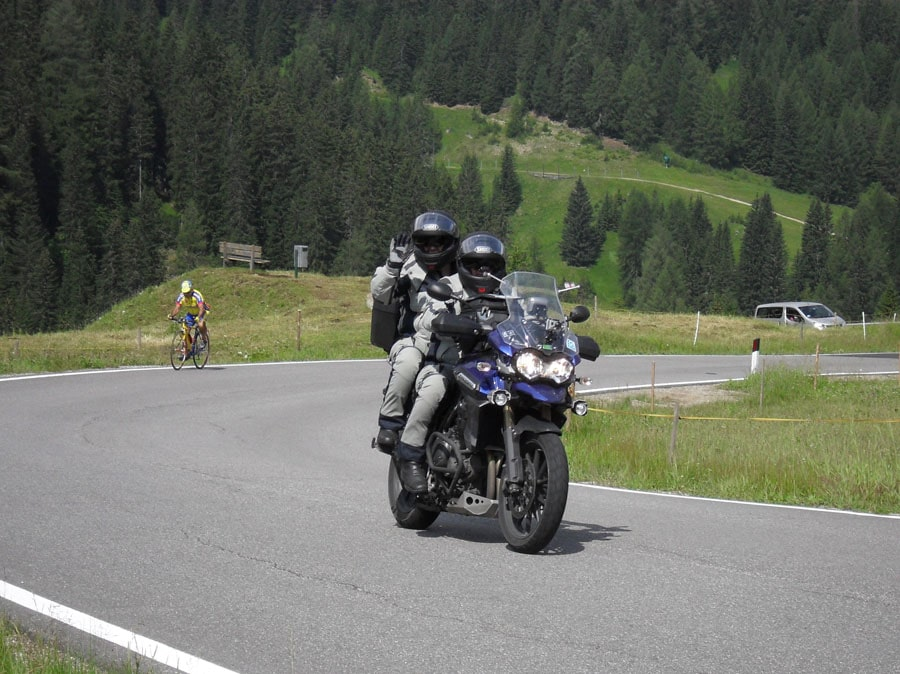 Alpine Circle Self Guided Motorcycle Tour