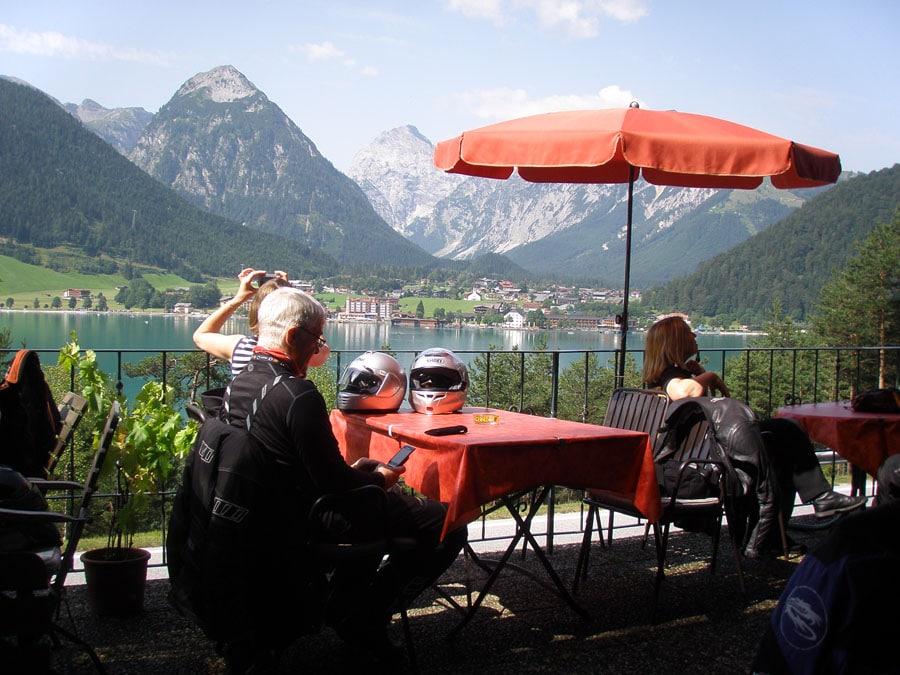 Alpine Circle Self Guided Motorcycle Tour