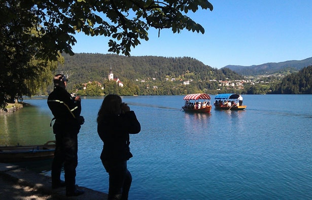 Slovenian Alps Self Guided Motorcycle Tour