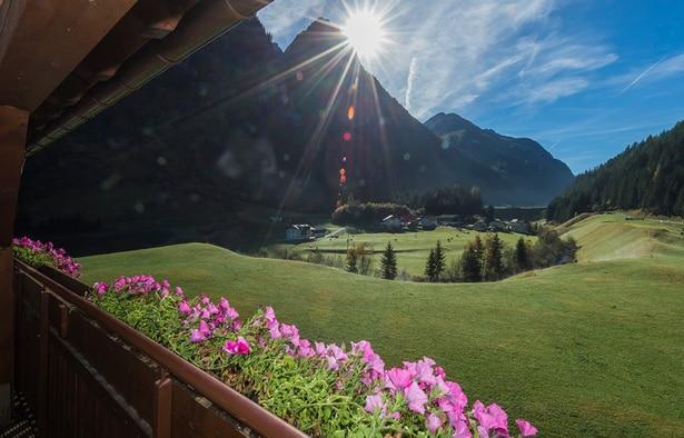 Austrian Tyrol – Hotel Weisseespitze Self Guided Tour