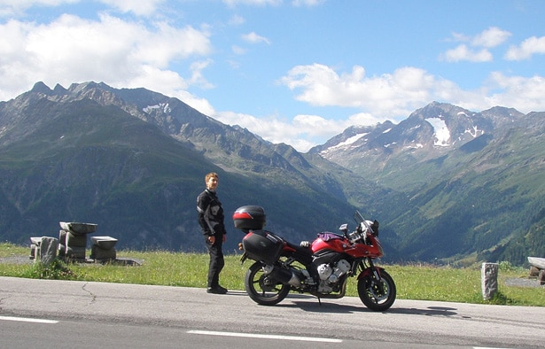 Bavaria Self Guided Motorcycle Tour