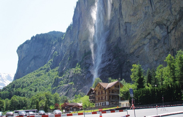 Swiss Alps Self Guided Motorcycle Tour