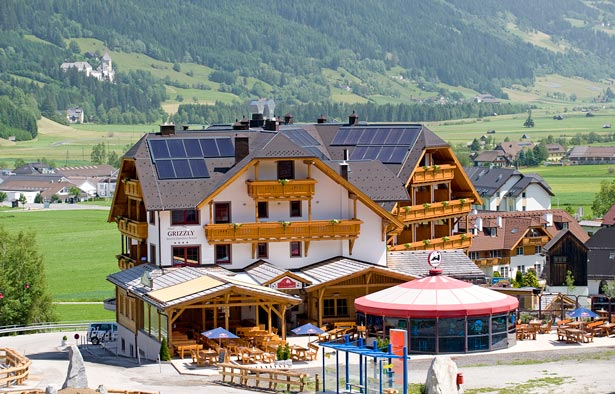 Austrian Alps – Hotel Grizzly Self Guided Tour