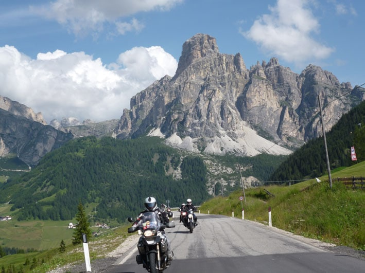 Motorcycle rentals and vacations