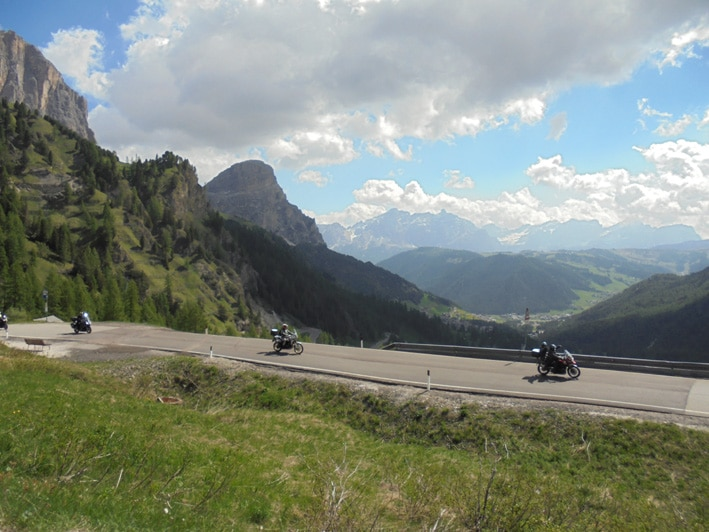 Motorcycle vacation and rentals
