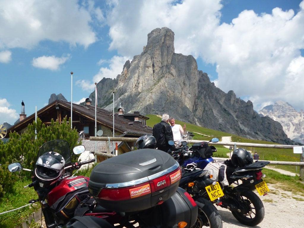 Italian Dolomites Tour Image