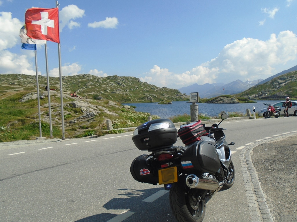 Swiss Alps Tour Image