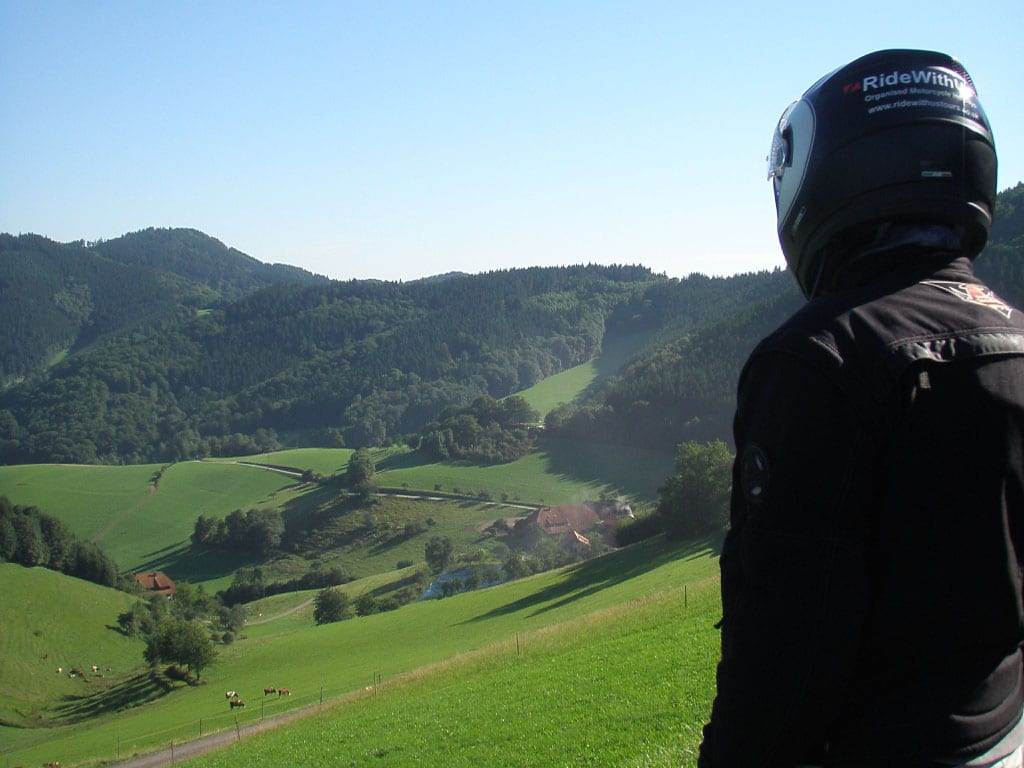 Black Forest Self Guided Motorcycle Tour
