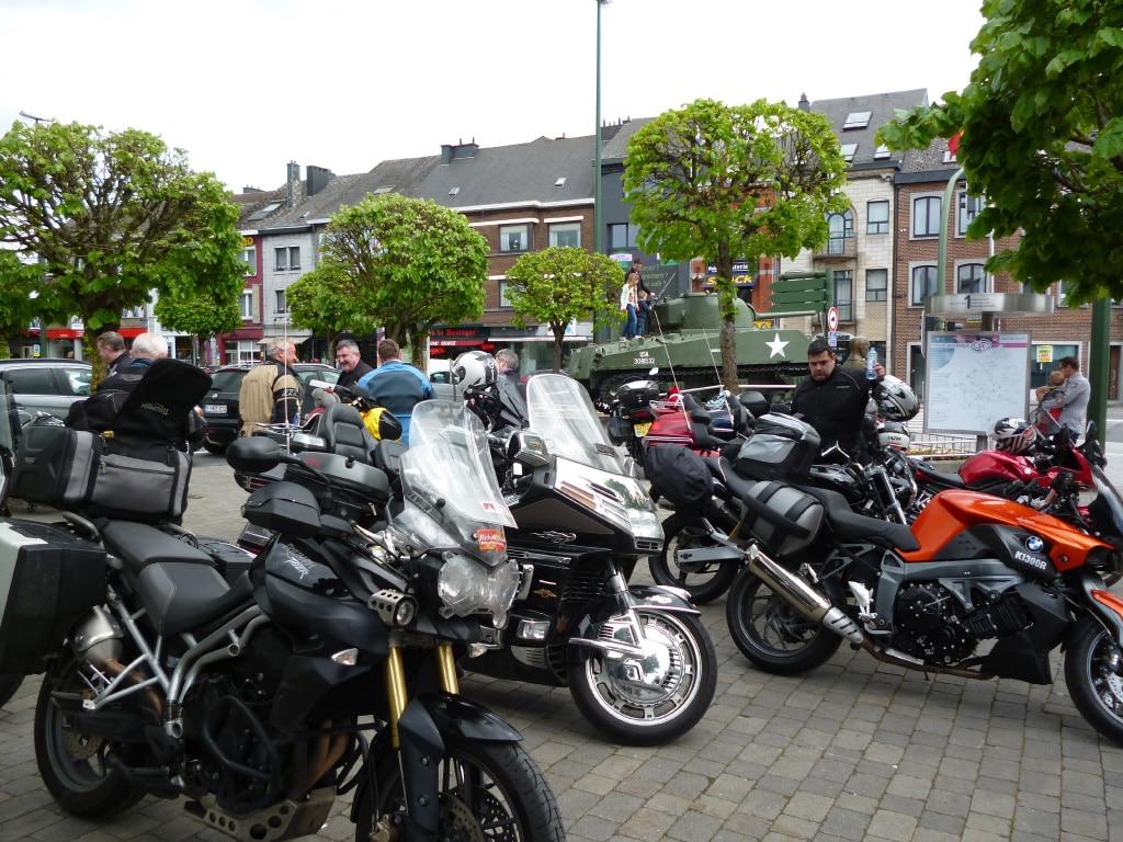 motorcycle holidays Europe, Belgium, Luxembourg