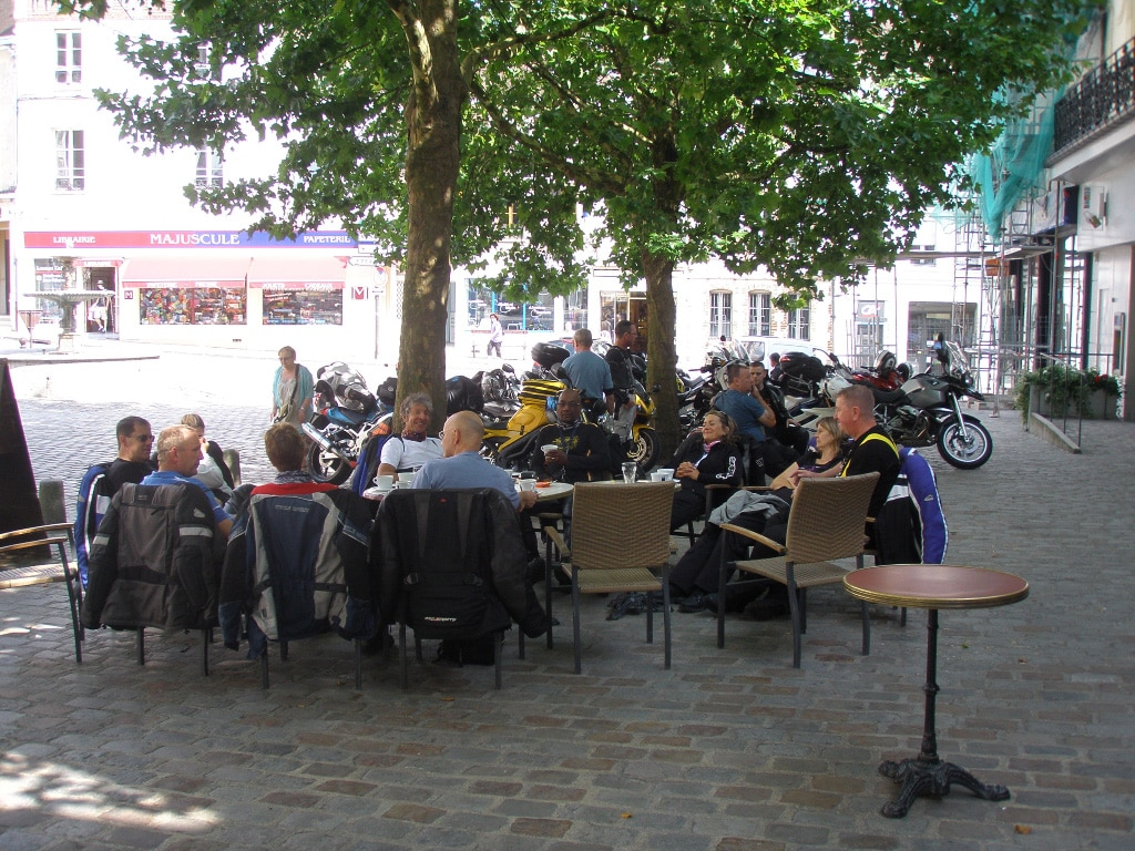 self guided motorcycle tours to Europe, Black Forest, Germany, B500