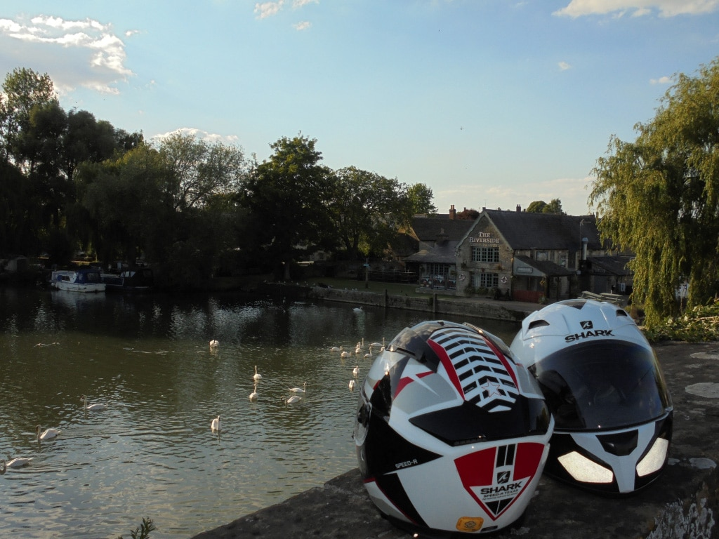 self guided motorcycle tours to Europe - England
