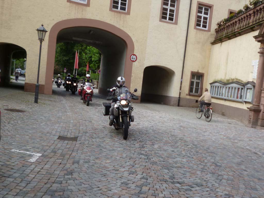 guided motorcycle tours to Europe - Slovenia, Croatia, Dolomites tour