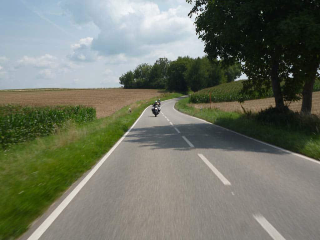 motorcycle rental UK - Slovenia, Croatia, Dolomites tour
