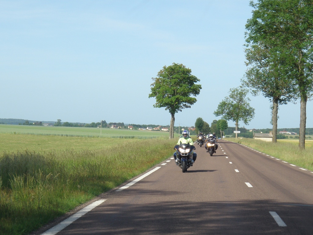 guided motorcycle tours to Europe