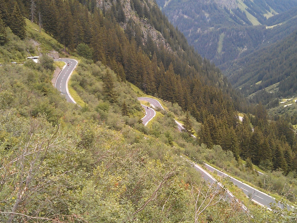 self guided motorcycle tours to Europe