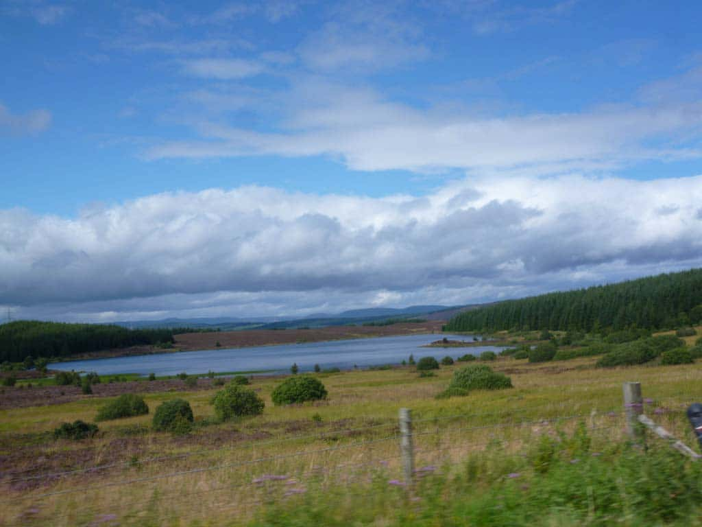 motorcycle holidays Europe - Scotland tour