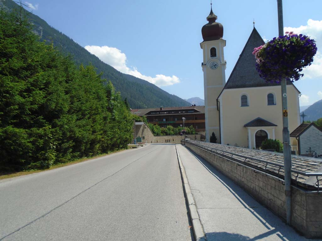 guided motorcycle tours to Europe - Slovenia, Croatia, Dolomites