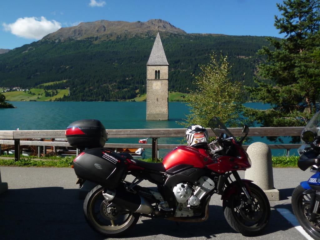 motorcycle rentals Europe, Austria, Alps, Stelvio pass