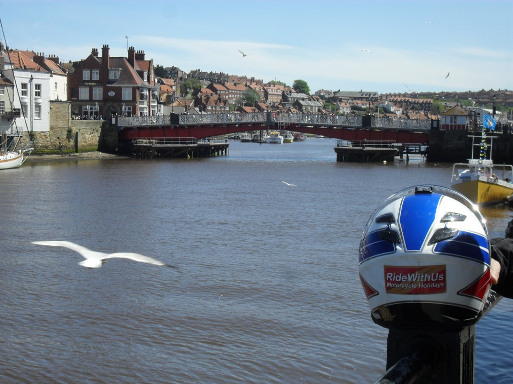 motorcycle holidays Europe - England, Scotland