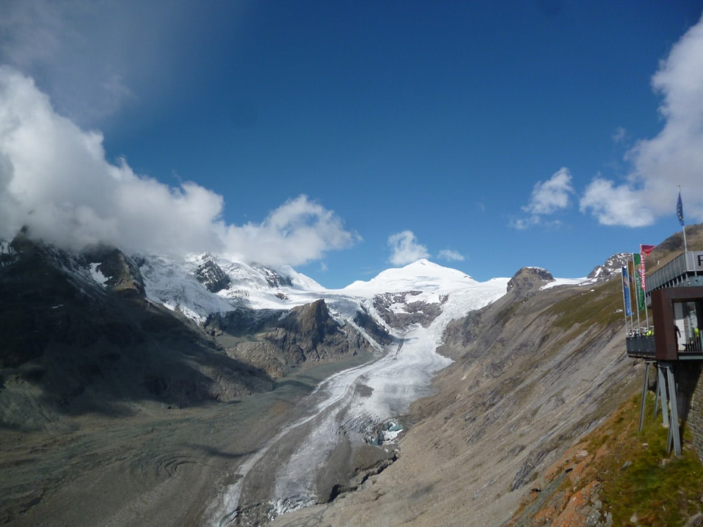 guided motorcycle tours to Europe - Großglockner pass