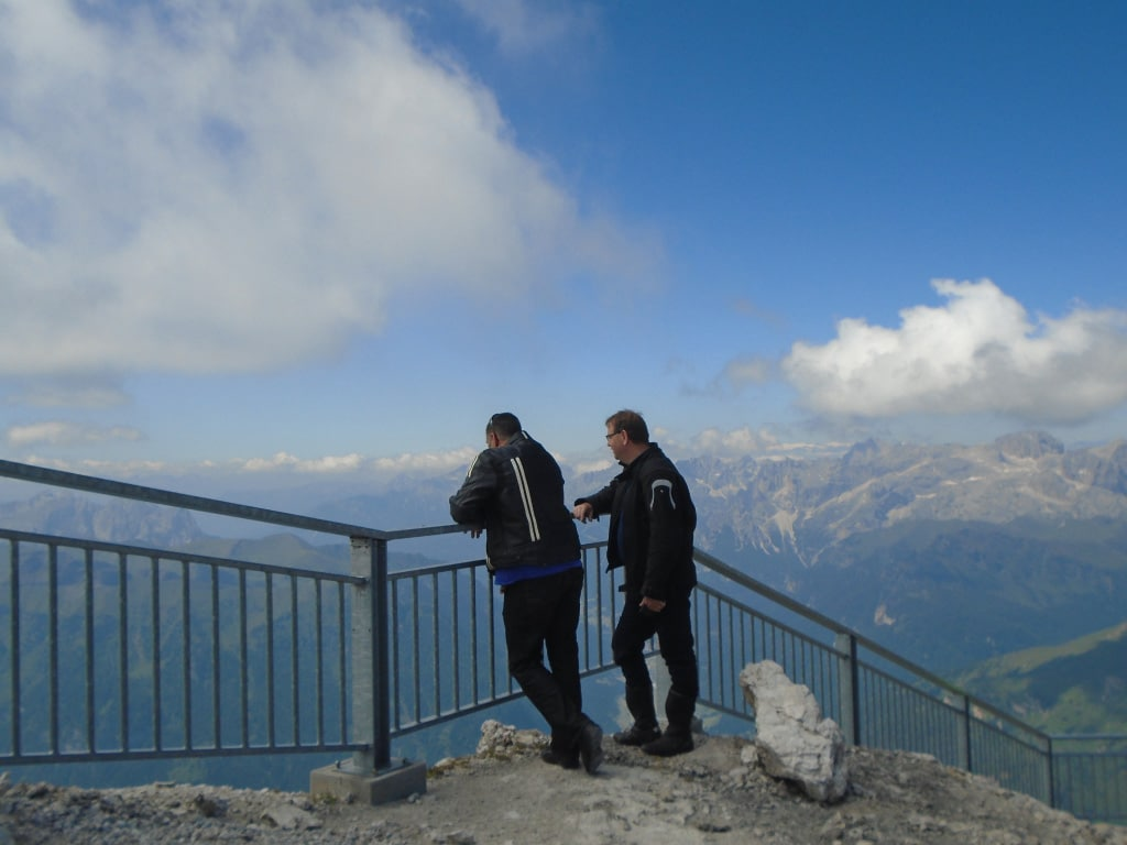 guided motorcycle tours to Europe - Italy