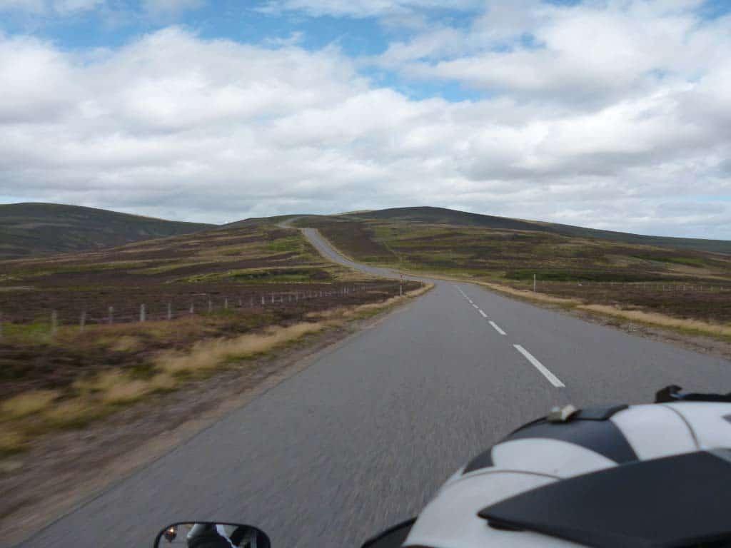 motorcycle holidays Europe - Scottish Highlands tour