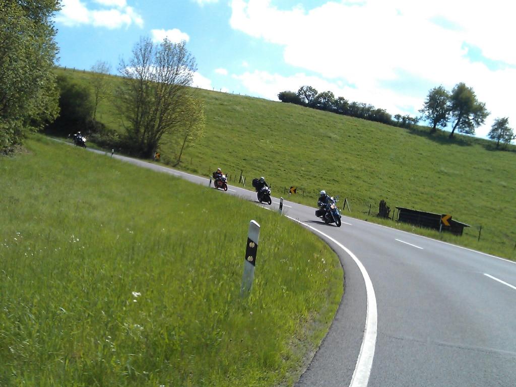 motorcycle holidays Europe - Austrian Alps