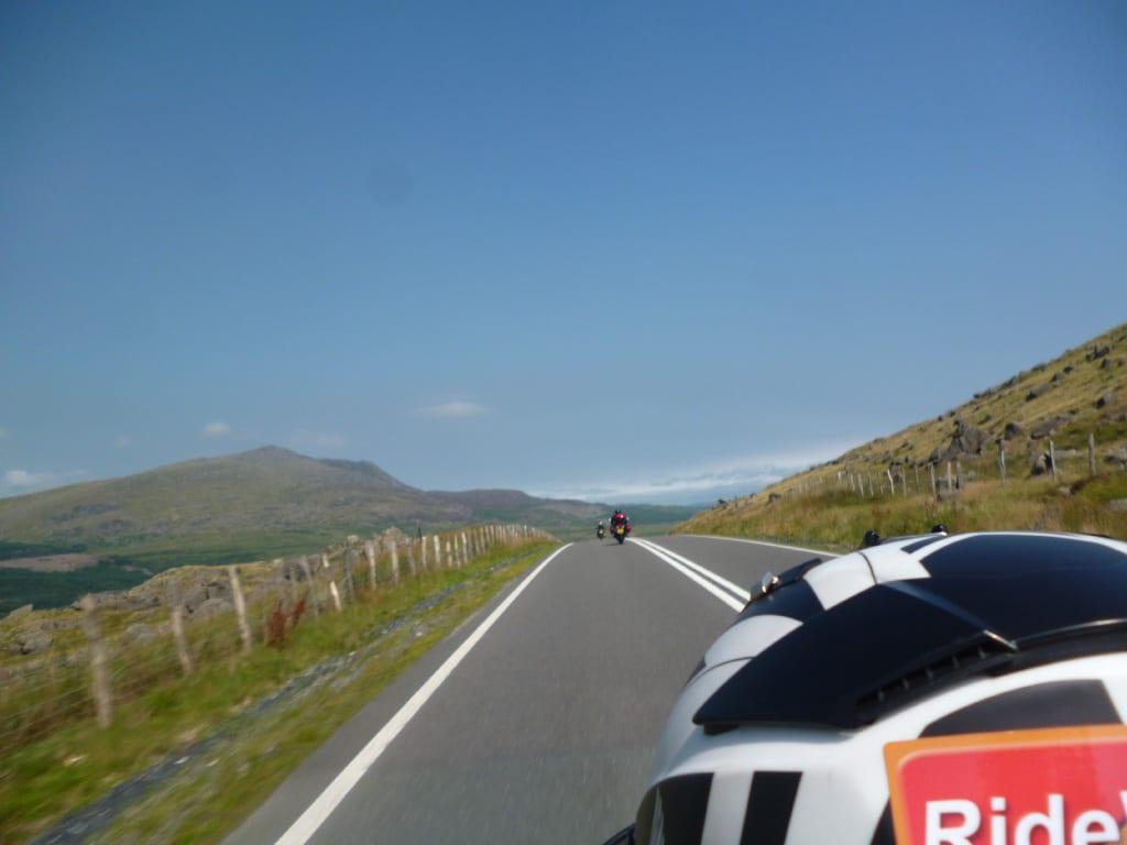 self guided motorcycle tours to Europe - Enland - Lake District
