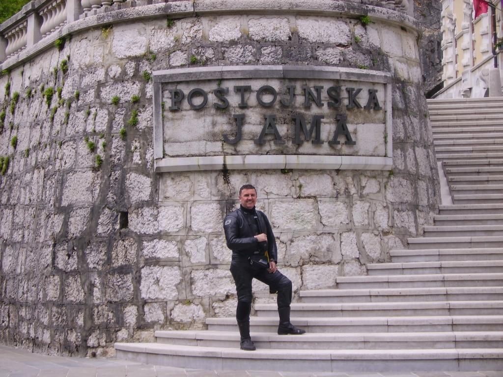 motorcycle holidays Europe - Slovenia - Alps