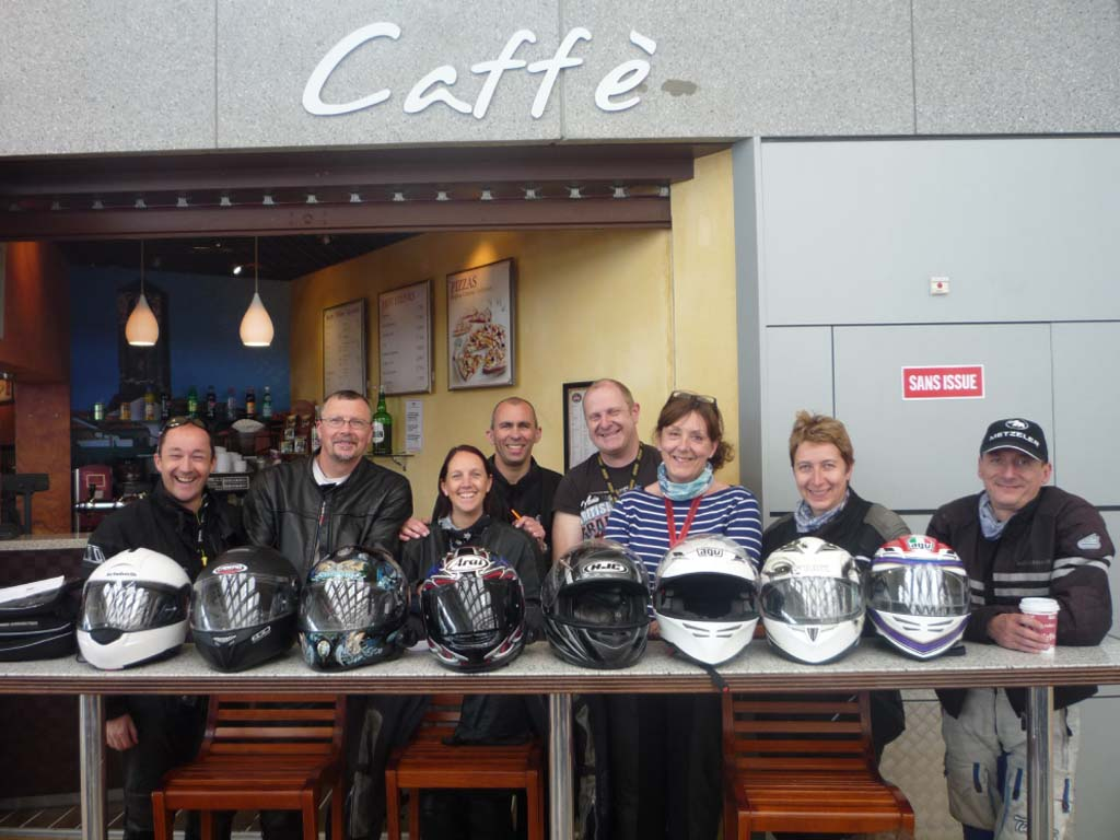 motorcycle vacations to Europe - French Alps tour