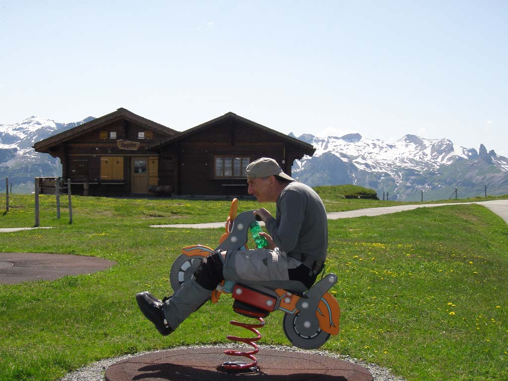 motorcycle holidays Europe - Swiss Alps tour