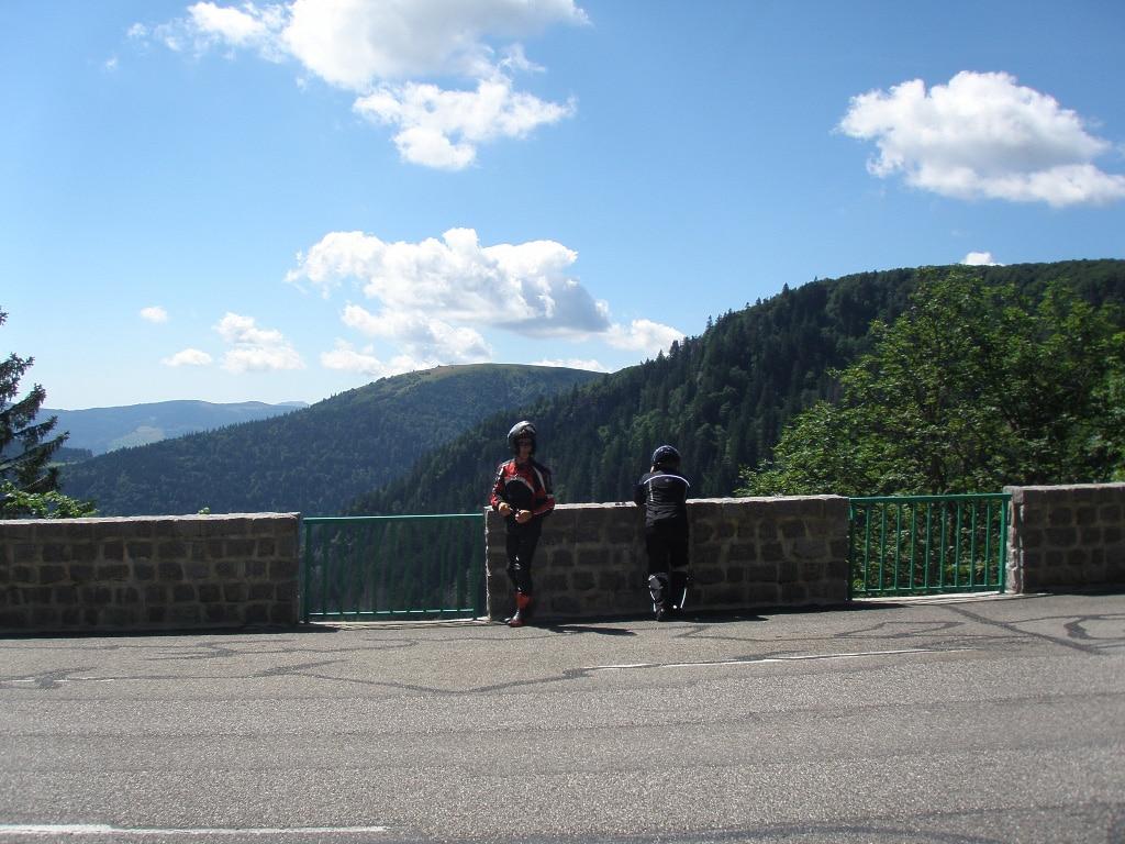 motorcycle rental UK, Alps, mountain passes