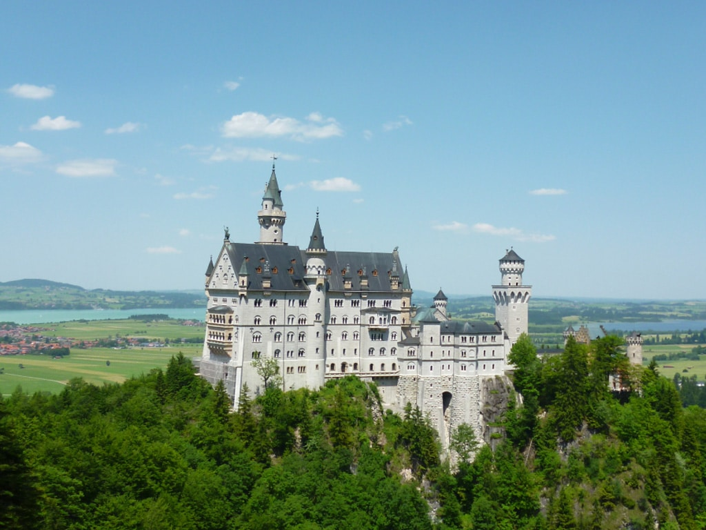 European Castles Tour Image