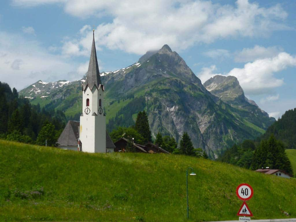 self guided motorcycle tours to Europe, Alps -Dolomites and Lake Garda