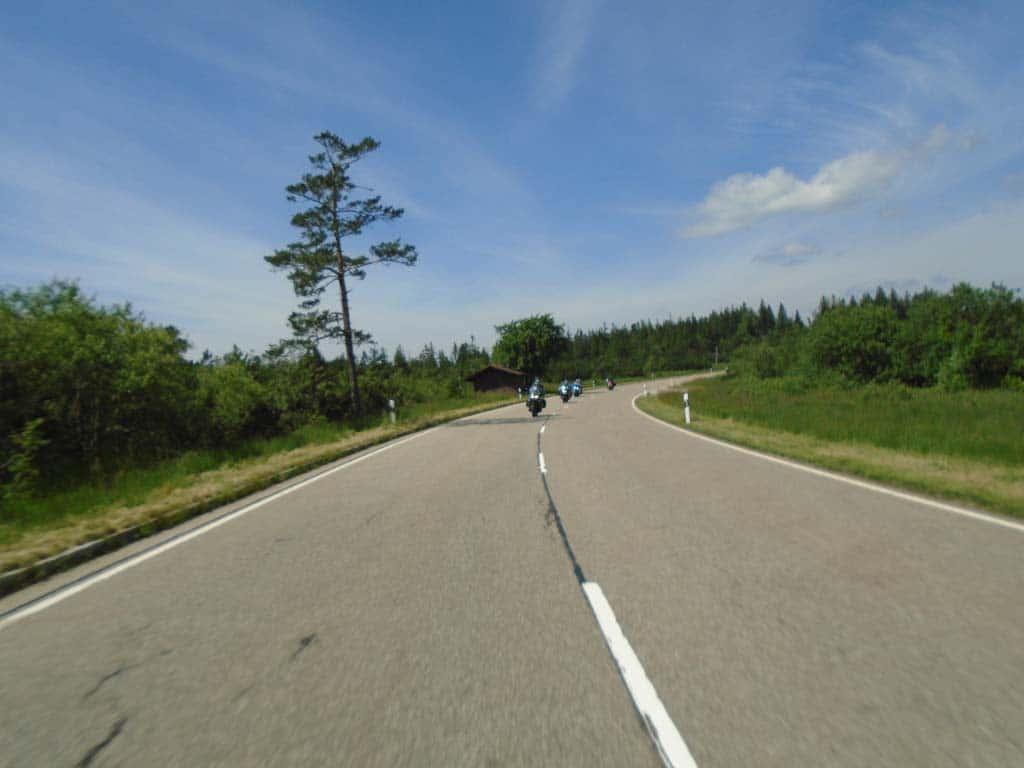 motorcycle rentals Europe, Alps - Dolomites and Lake Garda