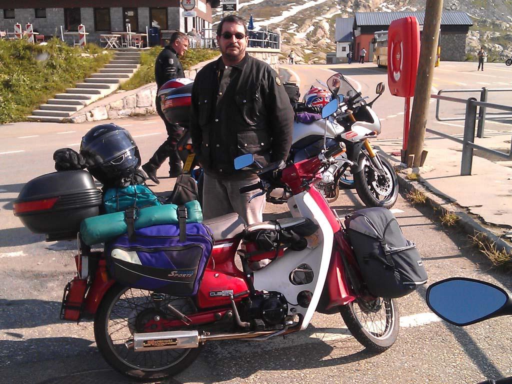 Bosnia, Croatia and Slovenia guided motorcycle tour