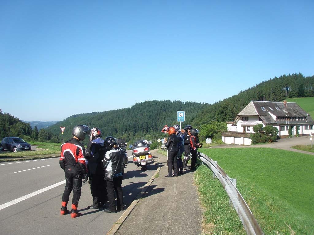 self guided motorcycle tours to Europe - Dolomites and Lake Garda
