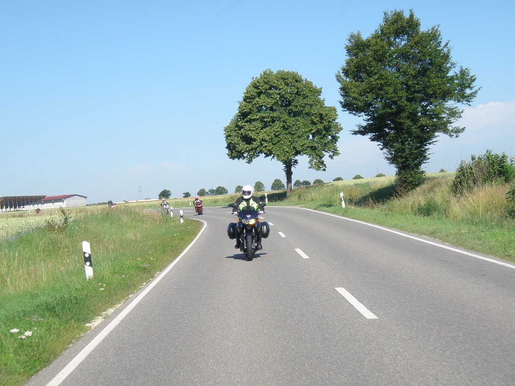 motorcycle rental UK - self guided motorcycle holidays