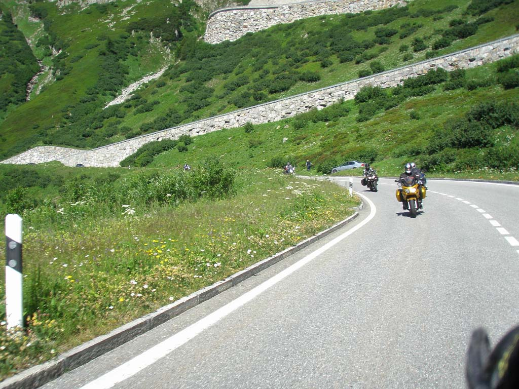 motorcycle holidays Europe