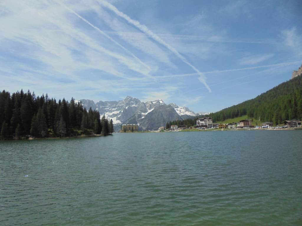 motorcycle rentals Europe -Dolomites and Lake Garda
