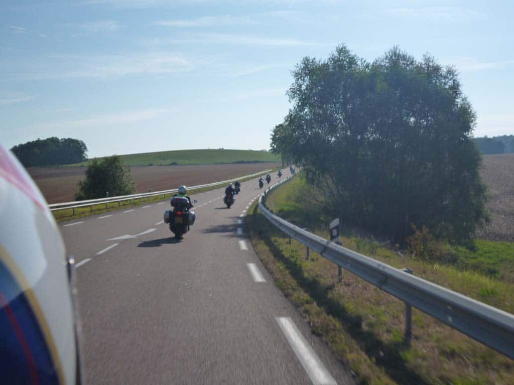 motorcycle vacations to Europe
