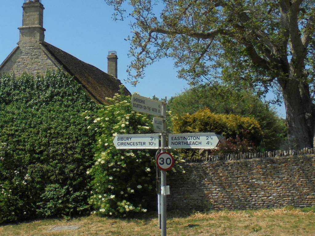 Cotswolds Weekend guided motorcycle tour - UK