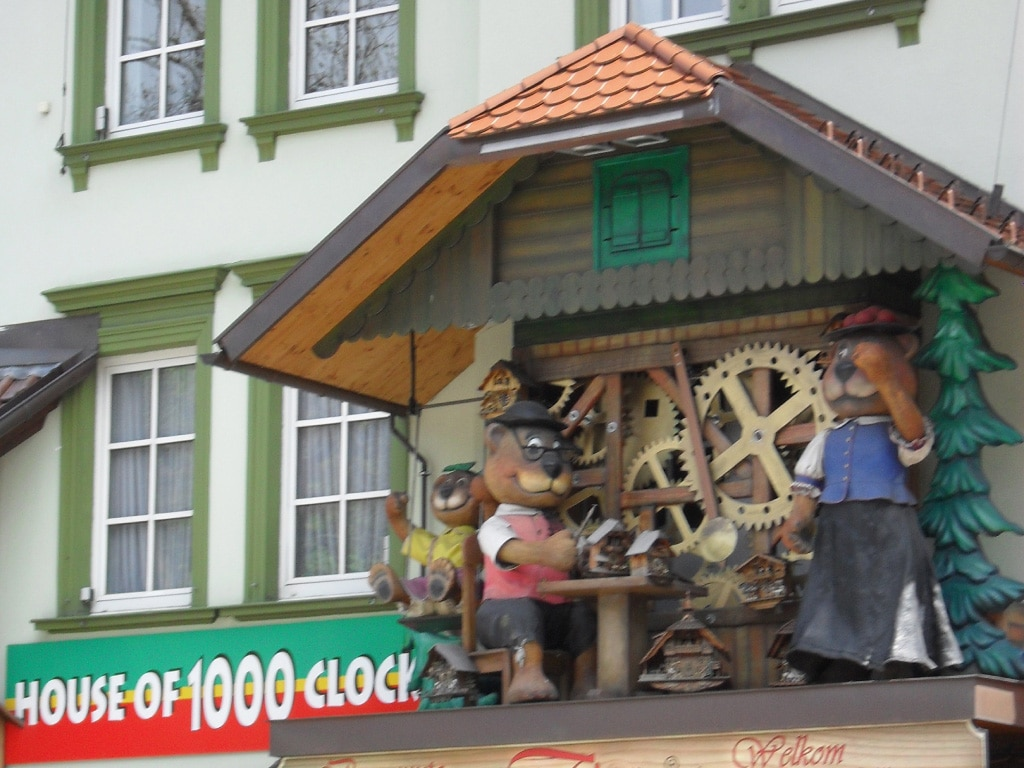 day5 Black Forest guided tour